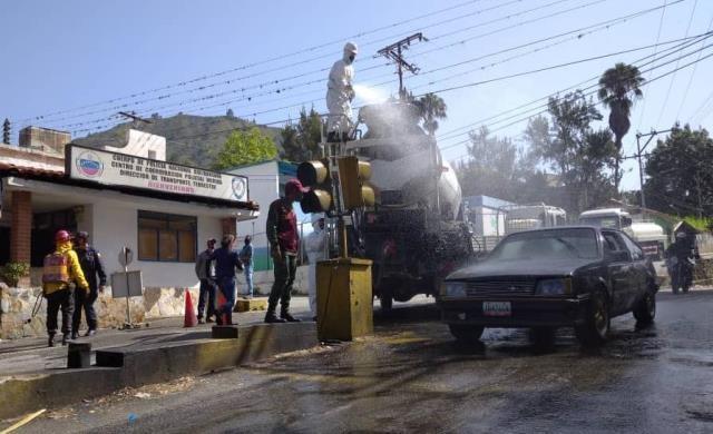 Diario Frontera, Frontera Digital,  OPERATIOVOS DE DESINFECCIÓN, Regionales, ,Fortalecidos mecanismos de desinfección esta semana en Mérida