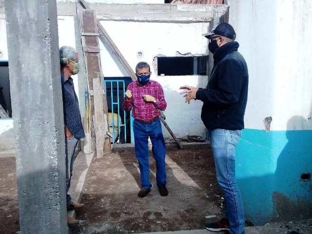 Diario Frontera, Frontera Digital,  JAJI, MUNICIPIO CAMPO ELÍAS, GOBIERNO DE MÉRIDA, Regionales, ,Con esfuerzo se recupera el edificio de la prefectura en Jají