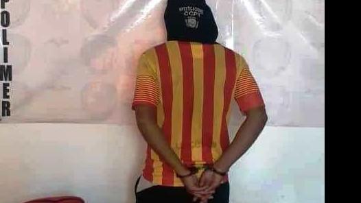 "http://www.fronteradigital.com.ve/POLICIA CAPTURÓ A ""EL LOLO"" CON SESENTA  ENVOLTORIOS DE PRESUNTA DROGA EN LIBERTADOR"