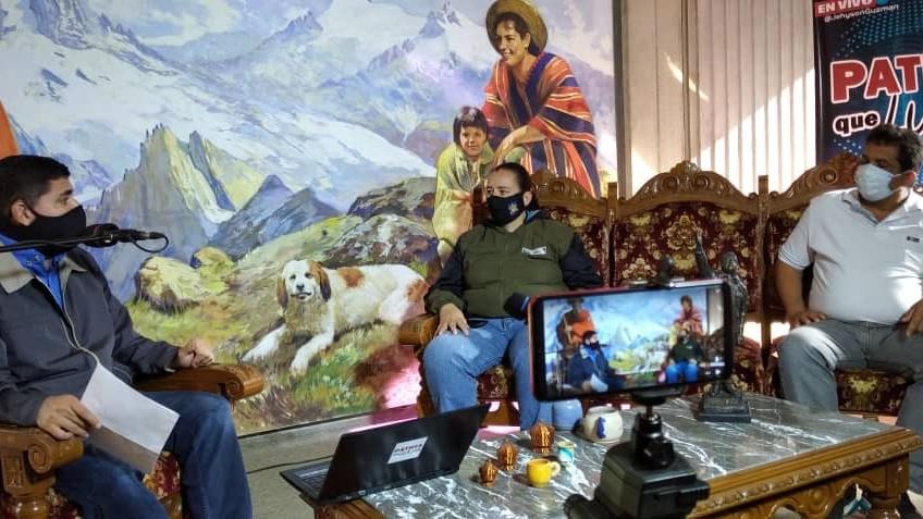 http://www.fronteradigital.com.ve/Protector Guzmán pide ordenanza  contra infractores de la prevención del Covid-19