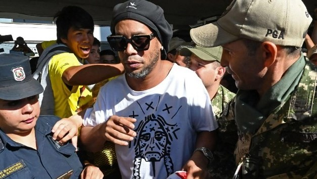http://www.fronteradigital.com.ve/Paraguay rechaza  nuevo pedido de liberación de Ronaldinho