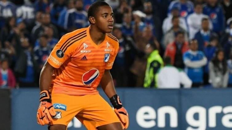 http://www.fronteradigital.com.ve/El Arquero Venezolano Wuilker Faríñez  arribó a Francia y estará con El Real Club Lens