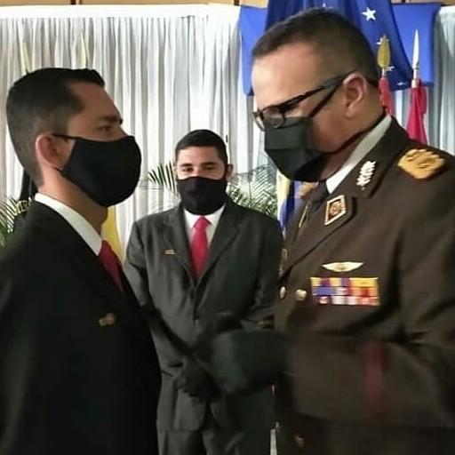 Diario Frontera, Frontera Digital,  CLEBM, FANB, Regionales, ,Presidente del Clemb recibió condecoración en acto de ascenso de la Fuerza Armada