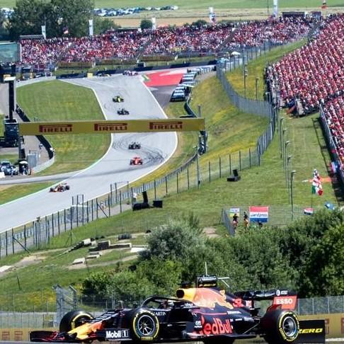 Diario Frontera, Frontera Digital,  FÓRMULA 1, GP DE AUSTRIA, Deportes, ,La vuelta de la Fórmula 1 tras el coronavirus:  seis curiosidades del Gran Premio de Austria