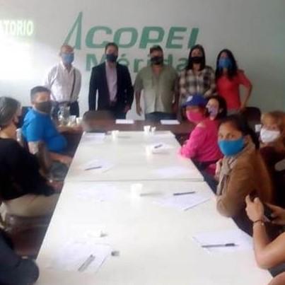 Diario Frontera, Frontera Digital,  COPEI, Politica, ,Profesionales y Técnicos Social Cristianos debatieron  los graves problemas que padecen día a día los Profesionales en Venezuela
