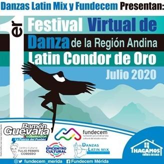 Frontera Digital,  II  Festival de Danza Latín Mil Mérida, Entretenimiento,  Se realizará en línea II  Festival de Danza Latín Mil Mérida