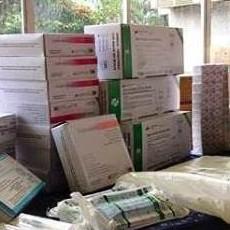 Diario Frontera, Frontera Digital,  MEDICAMENTOS, Salud, ,Entregan 2 millones de unidades de insumos  y medicamentos para la red asistencial en Mérida
