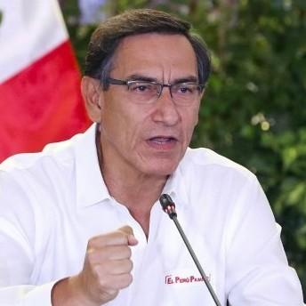Diario Frontera, Frontera Digital,  MARTÍN VIZACARRA, Internacionales, ,El presidente Martín Vizcarra convoca  elecciones en Perú para abril de 2021