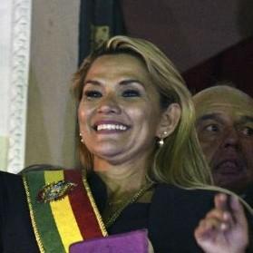 Diario Frontera, Frontera Digital,  JEANINE AÑEZ, Internacionales, ,Presidenta de Bolivia  da positivo a prueba de coronavirus