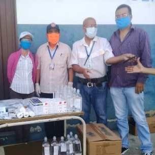 Diario Frontera, Frontera Digital,  GOBIERNO DE MÉRIDA, Regionales, ,Ambulatorio II de San Onofre y hospital de Tucaní  recibieron kits de protección individual