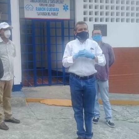 Diario Frontera, Frontera Digital,  SANTA APOLONIA, Panamericana, ,Ejecutivo regional rehabilitó  el ambulatorio rural tipo II de Santa Apolonia