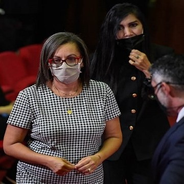 Diario Frontera, Frontera Digital,  CNE, Nacionales, ,Rectora del CNE: Se desplegaron 551 puntos  en Venezuela para el registro electoral