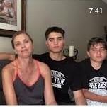 Diario Frontera, Frontera Digital,  Emma Rabbe, Farándula, ,Emma Rabbe habló junto a sus hijos de la muerte de Daniel Alvarado