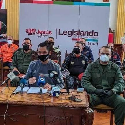Diario Frontera, Frontera Digital,  JESÚS ARAQUE, Regionales, ,ARAQUE: PATRULLAJE LE COMPETE A LOS CUERPOS DE SEGURIDAD