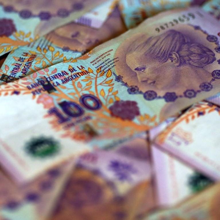 Diario Frontera, Frontera Digital,  ARGENTINA, PERSOS, Internacionales, ,Argentina imprime pesos las 24 horas del día,  pero sigue faltando papel moneda