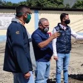 Diario Frontera, Frontera Digital,  CLEBM, Regionales, ,Jesús Araque: Comunidades indígenas fueron atendidas  con  jornada de desinfección en el municipio Sucre