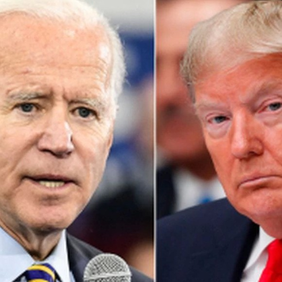 Diario Frontera, Frontera Digital,  DONALD TRUMP, JOE BIDEN, Internacionales, ,Las encuestas reflejan que Biden  aventaja a Trump por 15 puntos en intención de voto