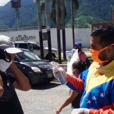 Diario Frontera, Frontera Digital,  Estado Mayor del Deporte, MÉRIDA, Regionales, ,Estado Mayor del Deporte  visitó mercados populares de la capital merideña