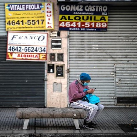 Diario Frontera, Frontera Digital,  BUENOS AIRES, Internacionales, ,Buenos Aires endurece cuarentena con el cierre de negocios