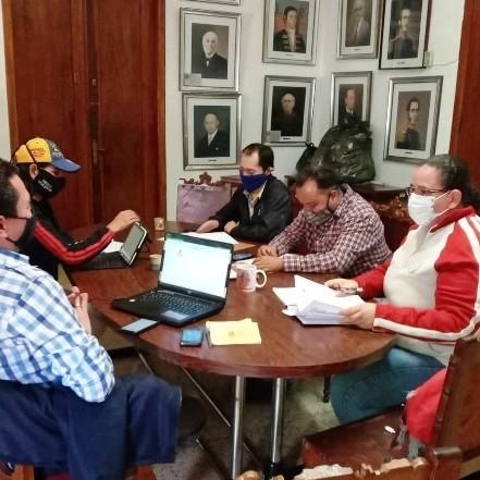 Diario Frontera, Frontera Digital,  Concejo Municipal Libertador, Regionales, ,Concejo Municipal Libertador creó  Comisión Especial para Prevención y Mitigación del COVID-19