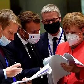 Diario Frontera, Frontera Digital,  UNIÓN EUROPEA, Internacionales, ,Los líderes de la UE encarrilan el acuerdo  con la reducción de transferencias a 390.000 millones
