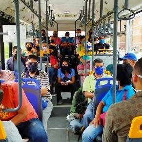 Diario Frontera, Frontera Digital,  TROLEBÚS, Regionales, ,Trolebús Mérida desplegó rutas de contingencia  tras la ausencia de transporte de líneas privadas