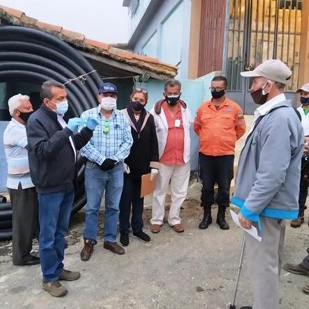 Diario Frontera, Frontera Digital,  GOBIERNO DE MÉRIDA, BAILADORES, PRODUCTORES, Mocoties, ,Gobierno regional continúa mejorando los sistemas de riego agrícolas