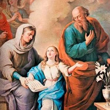 Diario Frontera, Frontera Digital,  SANTOS, Internacionales, ,Hoy la Iglesia Católica celebra a  San Joaquín y Santa Ana, patronos de los abuelos