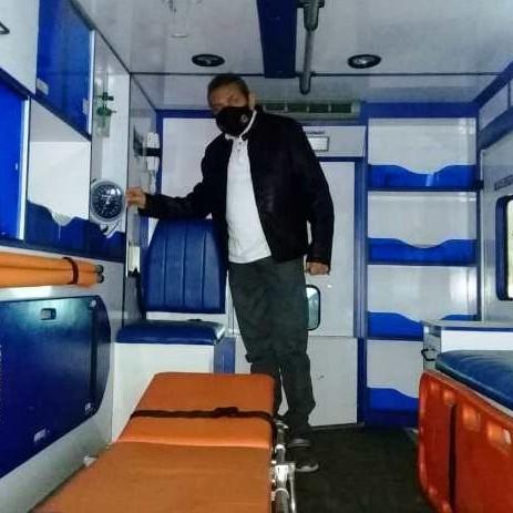Diario Frontera, Frontera Digital,  CACUTE, GOBIERNO DE MÉRIDA, Páramo, ,Gobernador Ramón Guevara  entregó repuestos para ambulancia de Cacute