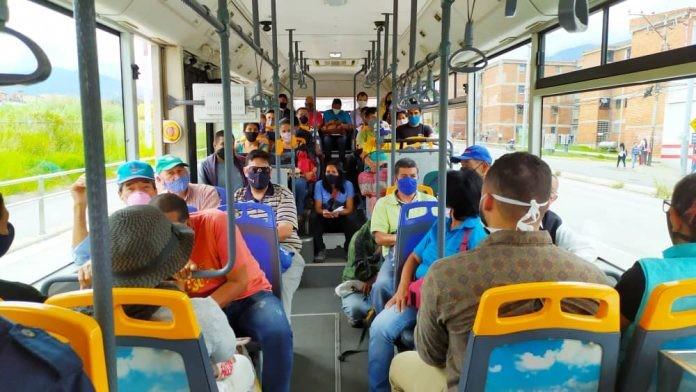 Diario Frontera, Frontera Digital,  trole, Regionales, ,Radical relajo cuarentenal en Mérida