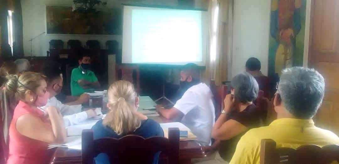 Diario Frontera, Frontera Digital,  CAMPO ELÍAS, Regionales, ,Mesa de trabajo sobre la Armonización Tributaria Municipal   se realizó en el Municipio Campo Elías