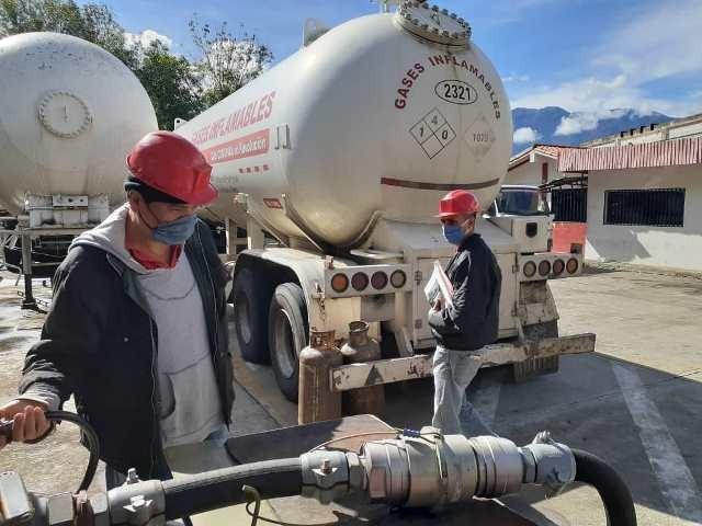 Diario Frontera, Frontera Digital,  NEVADO GAS, Regionales, ,Gobierno Bolivariano evalúa  mecanismo para agilizar distribución de gas