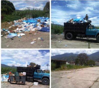 Diario Frontera, Frontera Digital,  EMPRESA ANDES, Regionales, ,Gobierno regional efectúa jornadas  de limpieza en diferentes puntos de la ciudad