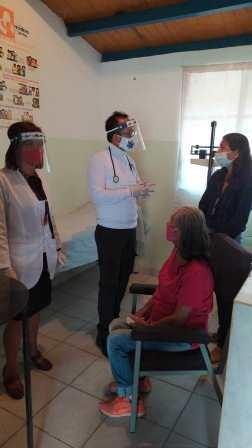 Diario Frontera, Frontera Digital,  Operativo Unidos por la Salud, Regionales, ,Sector El Arenal se beneficio con  el Operativo Unidos por la Salud