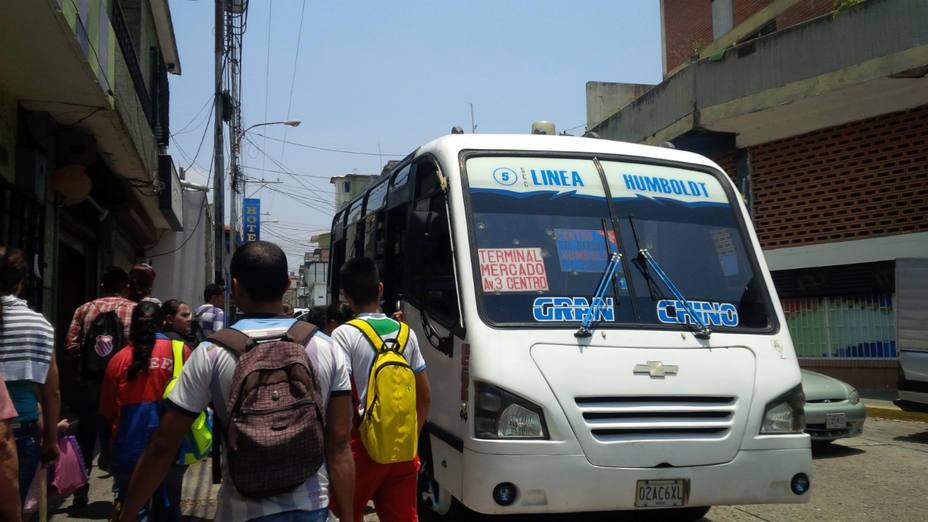 Diario Frontera, Frontera Digital,  AUMENTODEL TRANSPORTE, Regionales, ,Aumento del pasaje urbano en Mérida  a partir de este #19Ago será 8 mil Bs corto y 12 el largo.