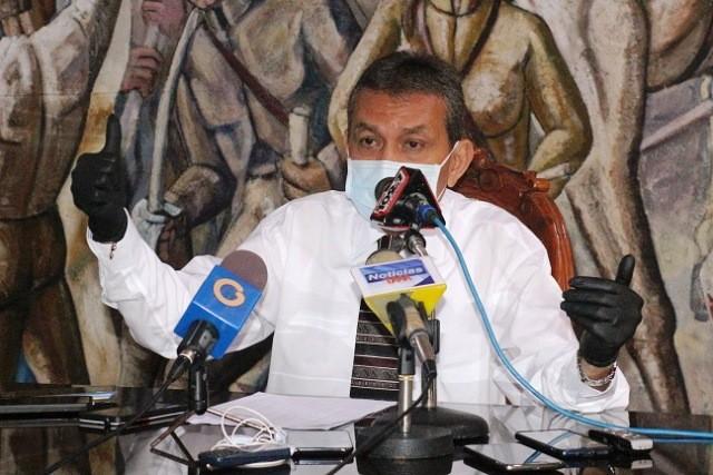 Diario Frontera, Frontera Digital,  RAMÓN GUEVARA, Regionales, ,Ramón Guevara hizo un llamado  a la consciencia para evitar propagación de la COVID-19