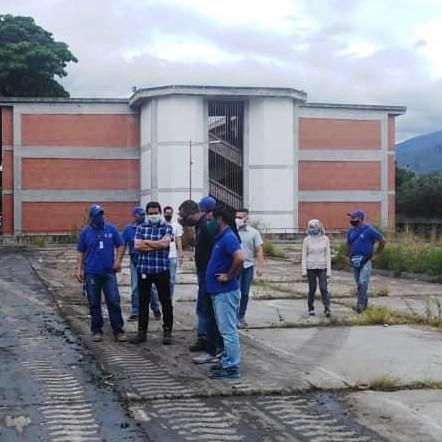 Diario Frontera, Frontera Digital,  AGUAS DE MÉRIDA, Regionales, ,Aguas de Mérida inspeccionó facultad de Farmacia y Bioanalisis de la ULA