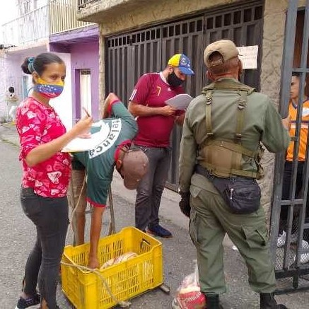 Diario Frontera, Frontera Digital,  concejo municipal del libertador, Regionales, ,Más de 7.500 combos alimenticios  entregados en parroquia Spinetti Dini de Mérida