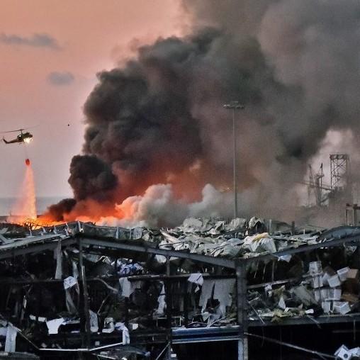 Diario Frontera, Frontera Digital,  BEIRUT, LIBANO, Internacionales, ,Detenidos 16 funcionarios del puerto de Beirut por explosión