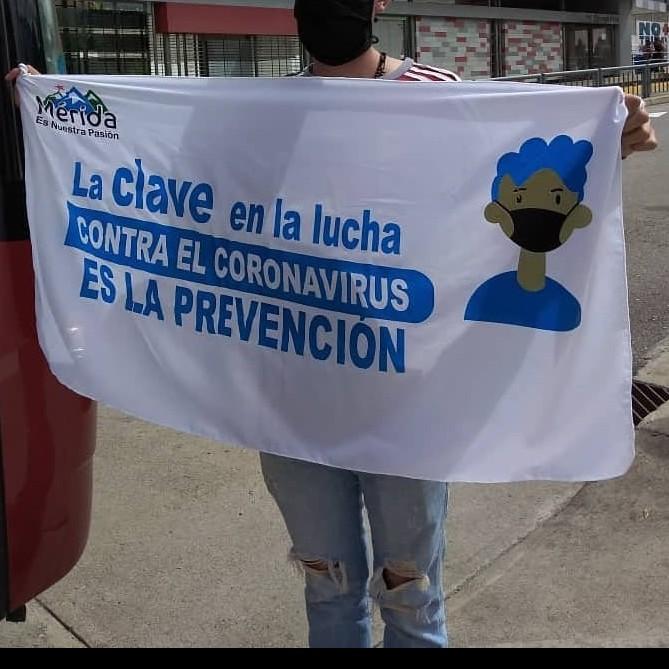 Diario Frontera, Frontera Digital,  CORPOMÉRIDA, Regionales, ,CorpoMérida activó brigadas de prevención en la capital merideña