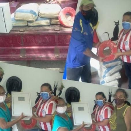 Diario Frontera, Frontera Digital,  JEHYSON GUZMÁN, Regionales, ,Más de 800 familias en Mérida recibieron materiales  para construcción a través de Emcomersa