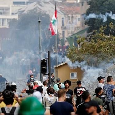 Diario Frontera, Frontera Digital,  LIBANO, RENUNCIA CRISIS POLÍTICA, Internacionales, ,Dimite el Gobierno del Líbano  en medio de protestas tras la tragedia en Beirut