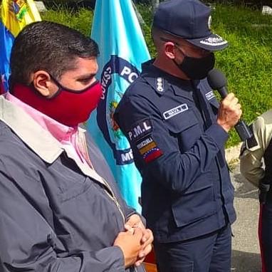 Diario Frontera, Frontera Digital,  POLICÍA MUNICIPAL DEL LIBERTADOR, Regionales, ,Policía Municipal de Libertador en Mérida  se encamina a una seguridad más humana