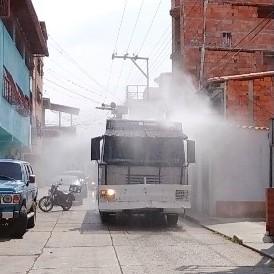 Diario Frontera, Frontera Digital,  DESDINFECCIÓN, Regionales, ,Mérida sigue dando la batalla al COVID-19 con jornadas de desinfección