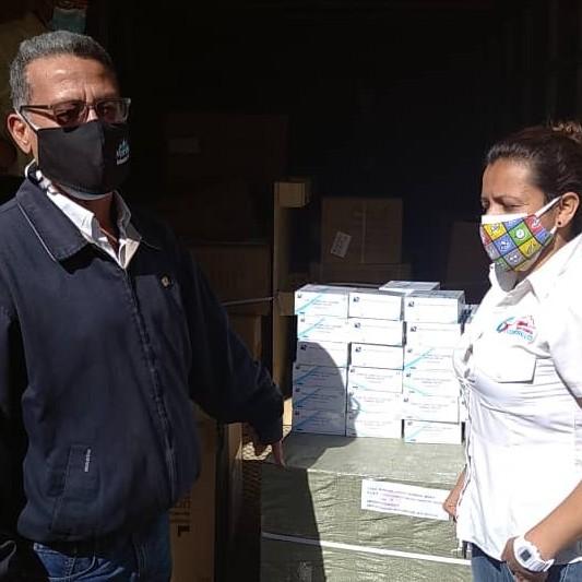 Diario Frontera, Frontera Digital,  TEST RÁIIDOS, COVID-19, MÉRIDA, Salud, ,Este jueves llegaron a Mérida 5.600 pruebas rápidas para detectar COVID-19