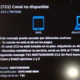 Diario Frontera, Frontera Digital,  DIRECTV, JULIO BORGES, Nacionales, ,¿Cómo reactivar tu decodificador de DirecTV?