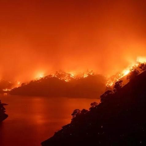 Diario Frontera, Frontera Digital,  CALIFORNIA, INCENDIOS, Internacionales, ,California pide ayuda ante incendios devastadores