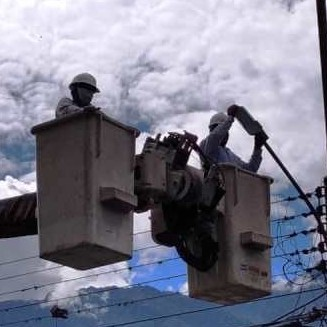 Diario Frontera, Frontera Digital,  MUNICIPIO SANTOS MARQUINA, TABAY, ILUMINACIÓN, Páramo, ,Rehabilitan alumbrado público en municipio Santos Marquina de Mérida