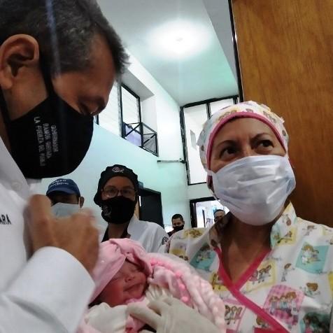 Diario Frontera, Frontera Digital,  SALA MATERNO INFANTIL DE EJIDO, Salud, ,Sala Materna de Ejido recibió insumos de protección individual