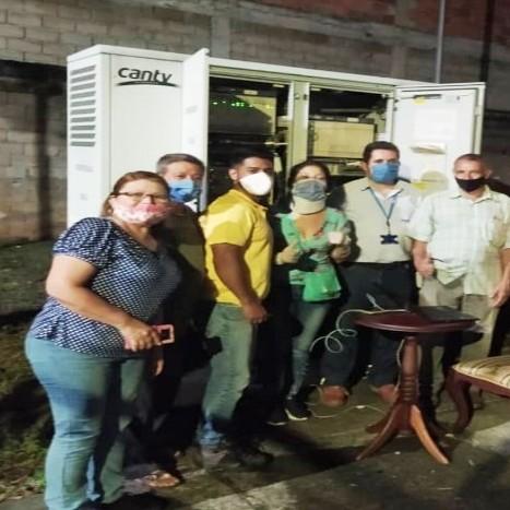 Diario Frontera, Frontera Digital,  CANTV, Mocoties, ,Cantv moderniza conexión en el Municipio Zea de Mérida